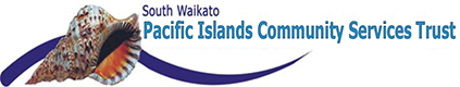South Waikato Pacific Islands Community Logo